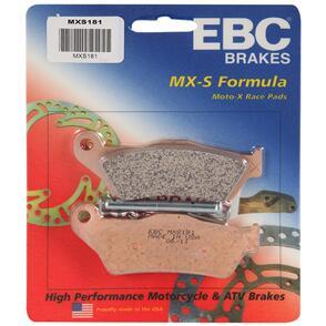 EBC MXS450 OFF ROAD RACE SINTERED BRAKE PADS NS