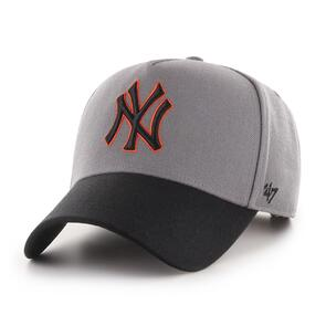 47 BRAND NEW YORK YANKEES DARK GREY REPLICA '47 MVP DT SNAPBACK