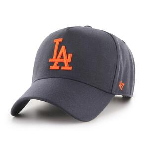 47 BRAND LOS ANGELES DODGERS NAVY REPLICA '47 MVP DT SNAPBACK