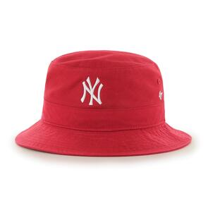 47 BRAND NEW YORK YANKEES RED '47 BUCKET RED
