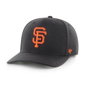 47 BRAND SAN FRANCISCO GIANTS BLACK COLD ZONE '47 MVP DP