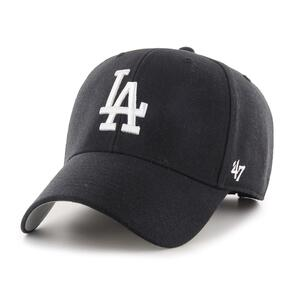 47 BRAND LA DODGERS BLACK/WHITE '47 MVP