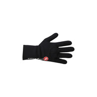 CASTELLI GLOVE DILUVIO LIGHT LONG FINGER BLACK/RED