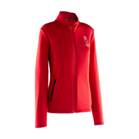 NORTH SAILS WOMENS COWES FULL ZIP - RED