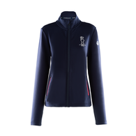 NORTH SAILS WOMENS COWES FULL ZIP - NAVY