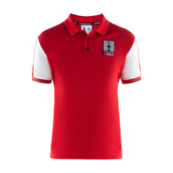 NORTH SAILS NORTH SAILS AUCKLAND POLO RED