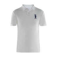 NORTH SAILS NORTH SAILS VALENCIA POLO - WHITE