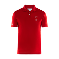 NORTH SAILS NORTH SAILS VALENCIA POLO - RED