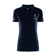 NORTH SAILS WOMENS VALENCIA POLO NAVY