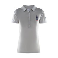 NORTH SAILS WOMENS VALENCIA POLO GREY
