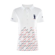 NORTH SAILS WOMENS VALENCIA POLO - WAVE