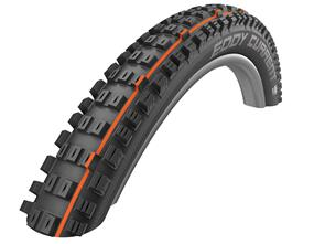 SCHWALBE EDDY CURRENT REAR 27.5 X 2.80 EV FOLD ADDIX SOFT TL-EASY SUPERGRAV