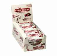 EMS POWER COOKIE BARS CHOCOLATE CRANBERRY CRAZE BOX X 80G