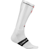 CASTELLI SOCK FAST FEET WHITE