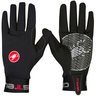 CASTELLI GLOVE LIGHTNESS LONG FINGER BLACK