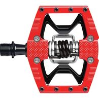 CRANK BROTHERS CRANKBROTHERS PEDAL DOUBLE SHOT 3 RED BLACK