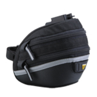 TOPEAK SADDLE PACK WEDGE PACK II W/ F25 QUICKCLICK MOUNT