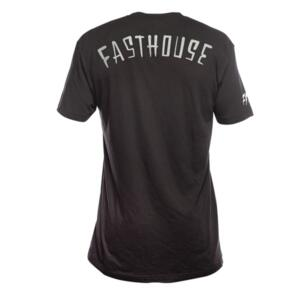 FASTHOUSE ROOTS TECH TEE BLACK