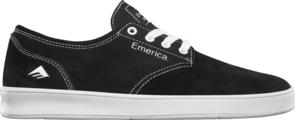 EMERICA THE ROMERO LACED BLACK/WHITE/BLACK