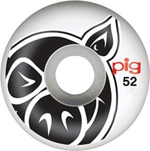 PIG HEAD NATURAL 52MM