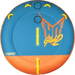 HO SPORTS GLIDE 2 TUBE ORANGE BLUE