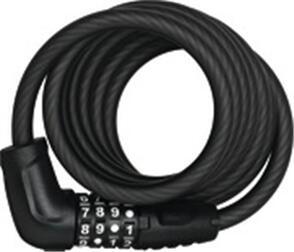 ABUS NUMERO 5510C - W/O BRACKET - BLACK - 180 CM