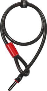 ABUS ADAPTOR CABLE - BLACK - 100CM