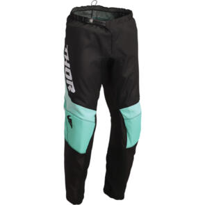 THOR 2022 SECTOR YOUTH CHEVRON PANT BLACK/MINT