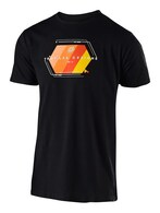 TROY LEE DESIGNS TECHNICAL FADE TEE BLACK
