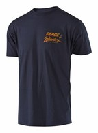TROY LEE DESIGNS TAKE IT EASY TEE NEW NAVY