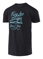 TROY LEE DESIGNS WIDOW MAKER TEE BLACK