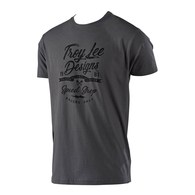 TROY LEE DESIGNS WIDOW MAKER TEE CHARCOAL