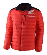 TROY LEE DESIGNS HONDA PUFF JACKET RED
