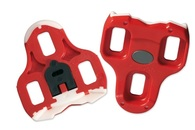 LOOK CLEATS KEO RED 9 DEGREE FLOAT