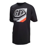 TROY LEE DESIGNS YOUTH PRECISION TEE BLACK
