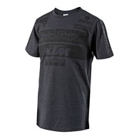 TROY LEE DESIGNS YOUTH TLD KTM TEAM TEE CHARCOAL HTR