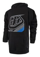 TROY LEE DESIGNS YOUTH PRECISION PULLOVER BLACK/BLUE