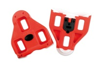LOOK CLEATS DELTA RED 9 DEGREE FLOAT