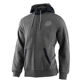 TROY LEE DESIGNS SHIELD CLASSIC ZIP UP HOODIE NAVY