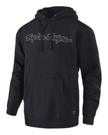 TROY LEE DESIGNS SIGNATURE PULLOVER BLACK/ GRAY