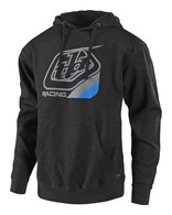 TROY LEE DESIGNS PRECISION PULLOVER CHAR HTR/ BLUE