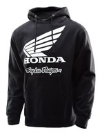 TROY LEE DESIGNS HONDA WING PO BLACK