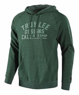 TROY LEE DESIGNS PODIUM PULLOVER MOSS HTR