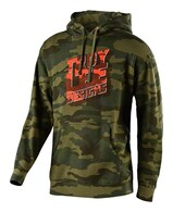TROY LEE DESIGNS BLOCK PARTY PULLOVER FOREST CAMO