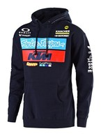 TROY LEE DESIGNS TLD KTM TEAM PULLOVER NAVY 1