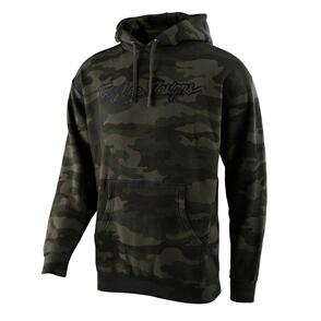 TROY LEE DESIGNS SIGNATURE PO HOODIE FOREST CAMO
