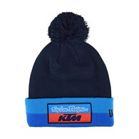 TROY LEE DESIGNS TLD KTM TEAM POM BEANIE STRIPE NAVY