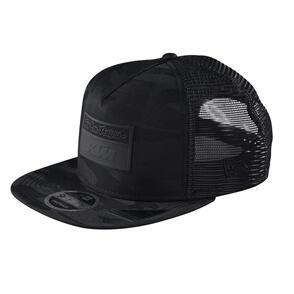 TROY LEE DESIGNS TLD KTM TEAM CAMO SNAPBACK BLACK
