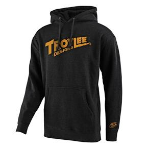 TROY LEE DESIGNS YOUTH VOLTAGE PO HOODIE BLACK