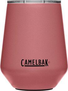 CAMELBAK HORIZON OZ WINE TUMBLER, INSULATED STAINLESS STEEL - TERRACOTTA ROSE - .35L